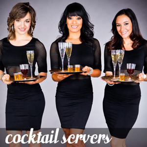 Cocktail Servers