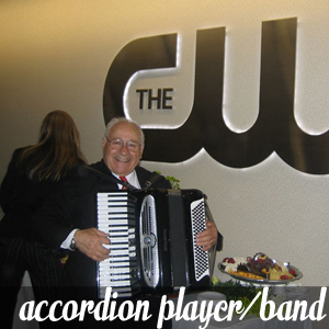 Accordion Player/Band