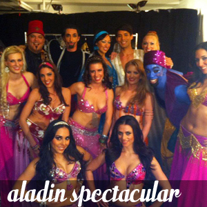 Aladin Spectacular - Private Event