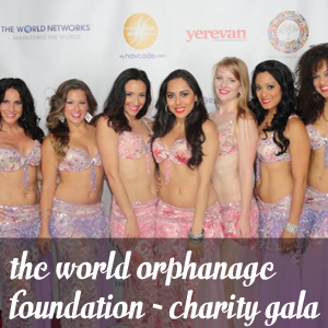 The World Orphanage Foundation - Charity Gala