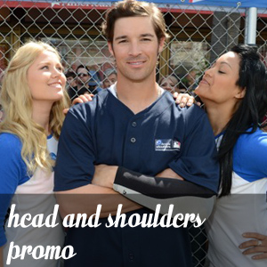 Head and Shoulders Promo