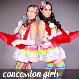Concession Girls