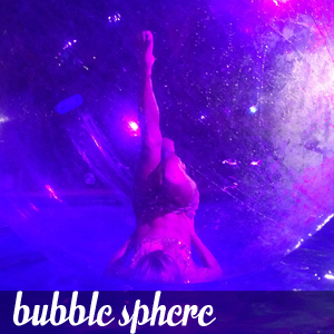 Bubble Sphere