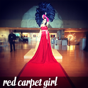 Red Carpet Girl