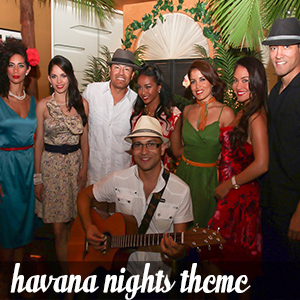 Havana Nights Theme