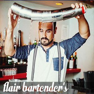 Flair Bartender's